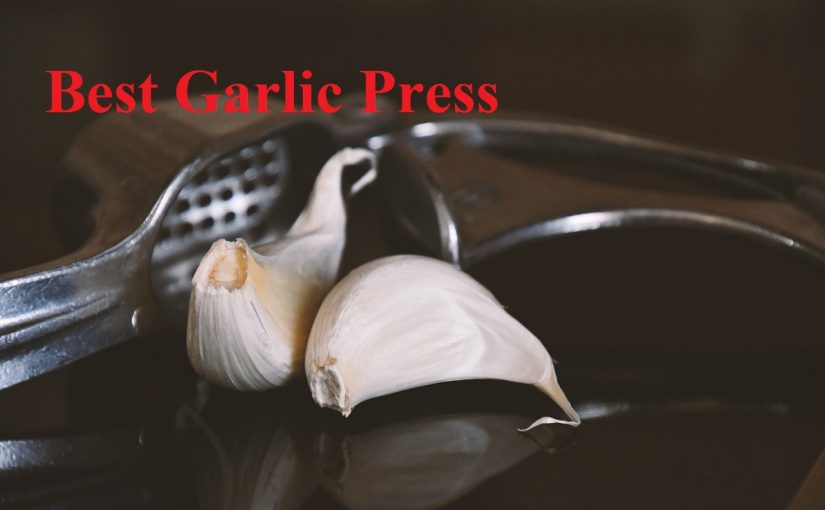 Best Garlic Press Cook's Illustrated & America's Test Kitchen for 2021
